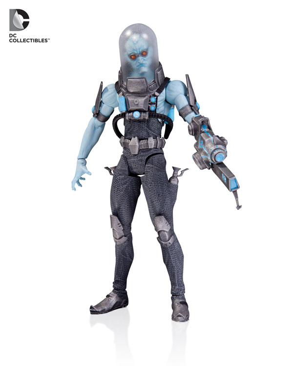 DC Comics Designer Series Capullo Mr. Freeze Figure