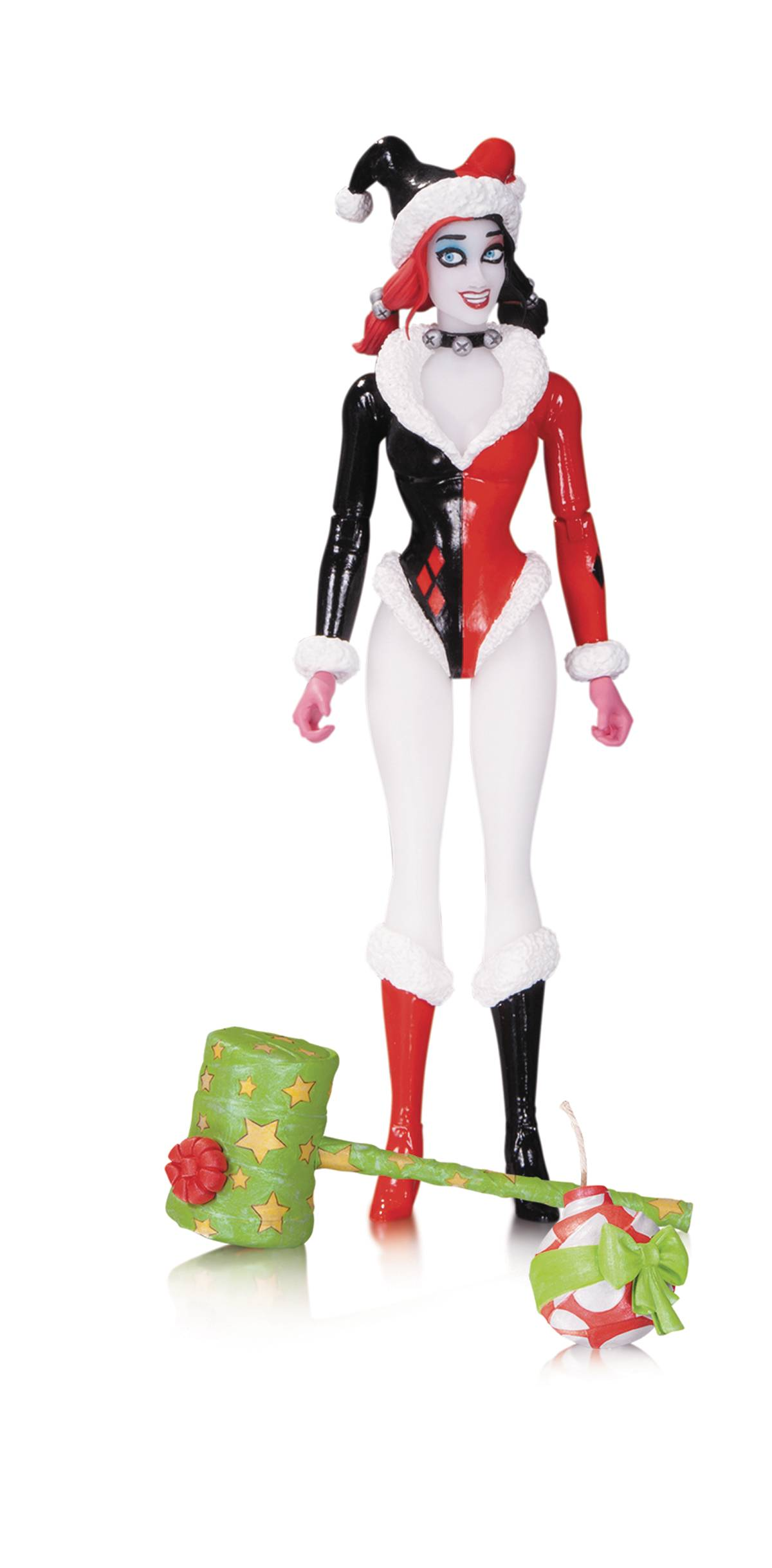 DC Comics Designer Series Conner Harley Quinn Holiday Figure