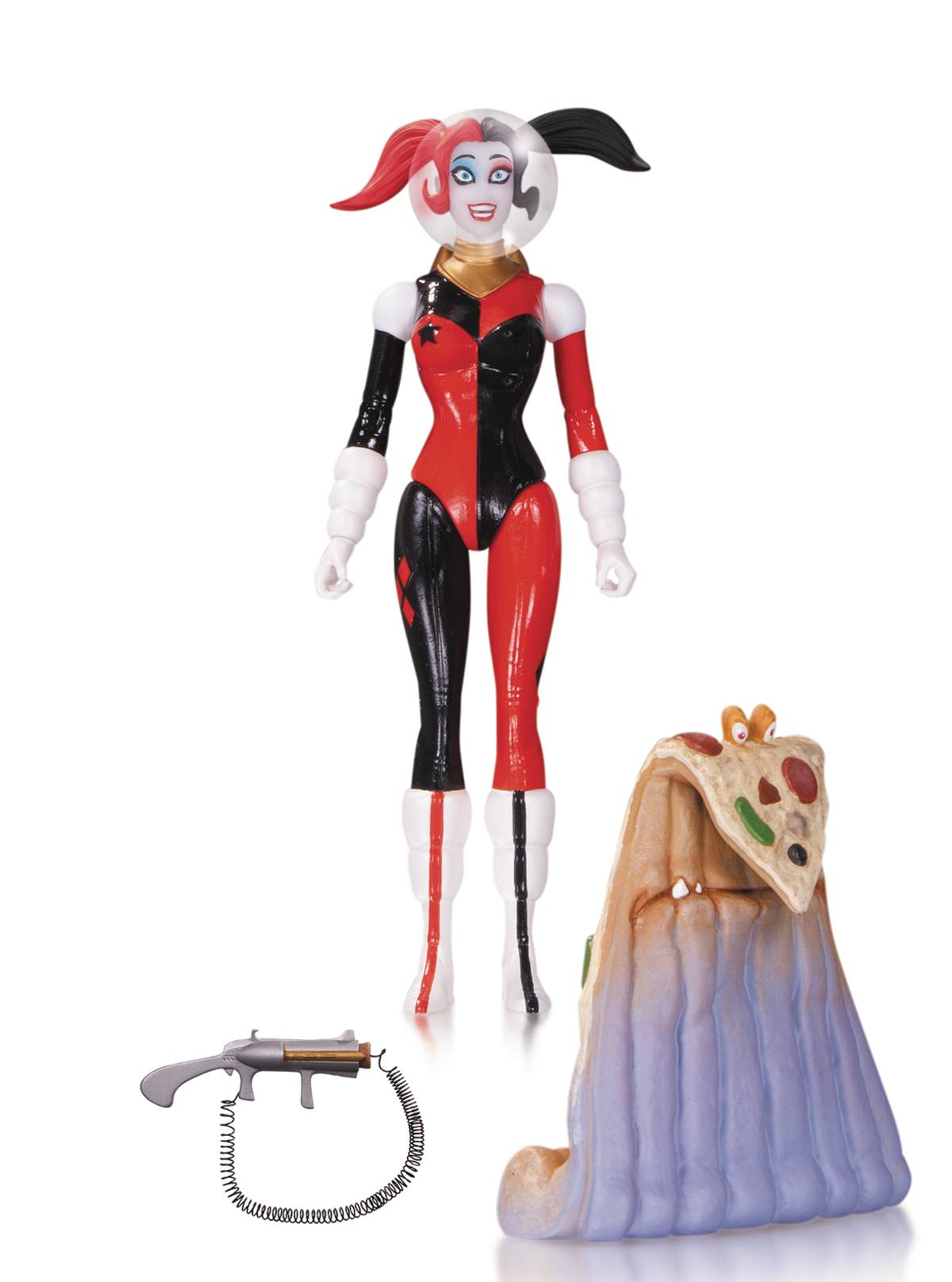 DC Comics Designer Series Conner Harley Quinn Spacesuit Figure