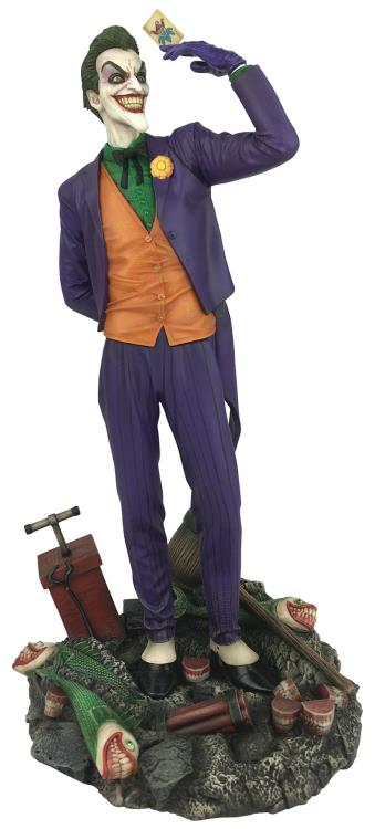Pre-Order Diamond DC Comics Gallery Joker Statue