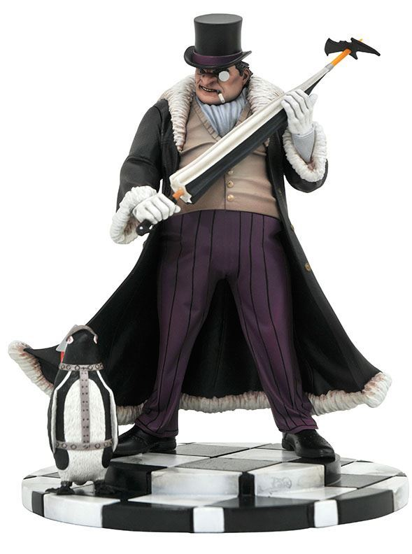 Pre-Order Diamond DC Comics Gallery Penguin Statue