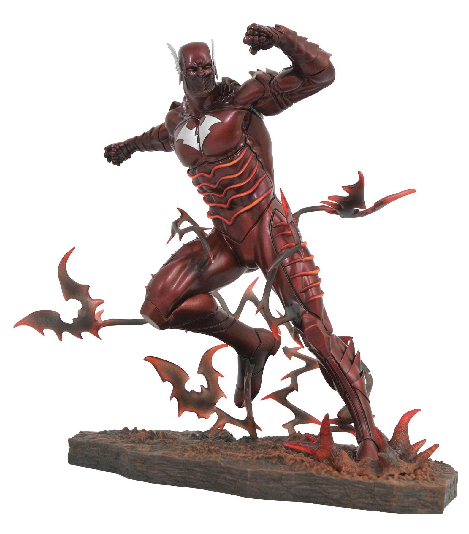 Diamond DC Gallery Metal Red Death Statue
