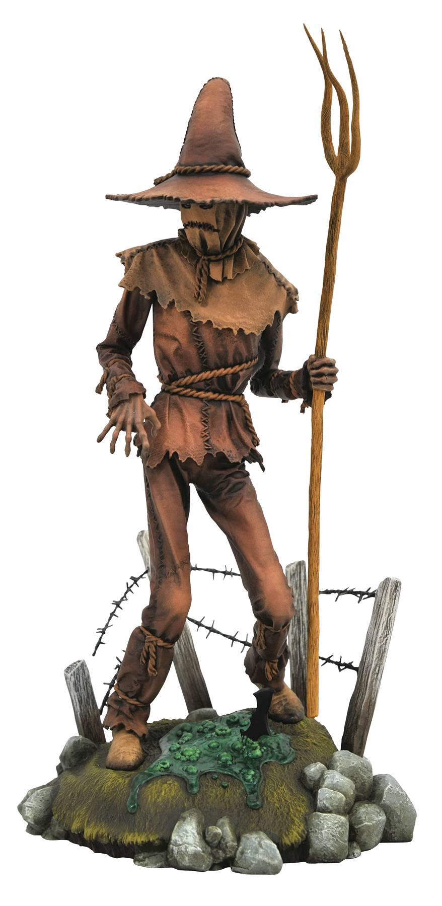Diamond DC Comics Gallery Scarecrow Statue