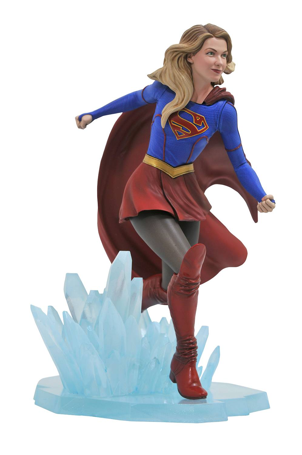 Diamond DC Gallery CW Supergirl Statue