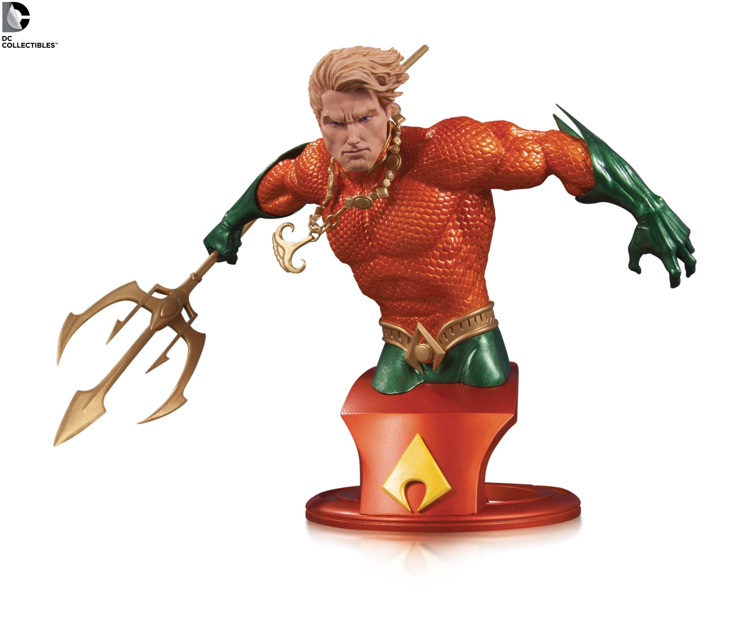 DC Comics Aquaman Super Heroes Bust