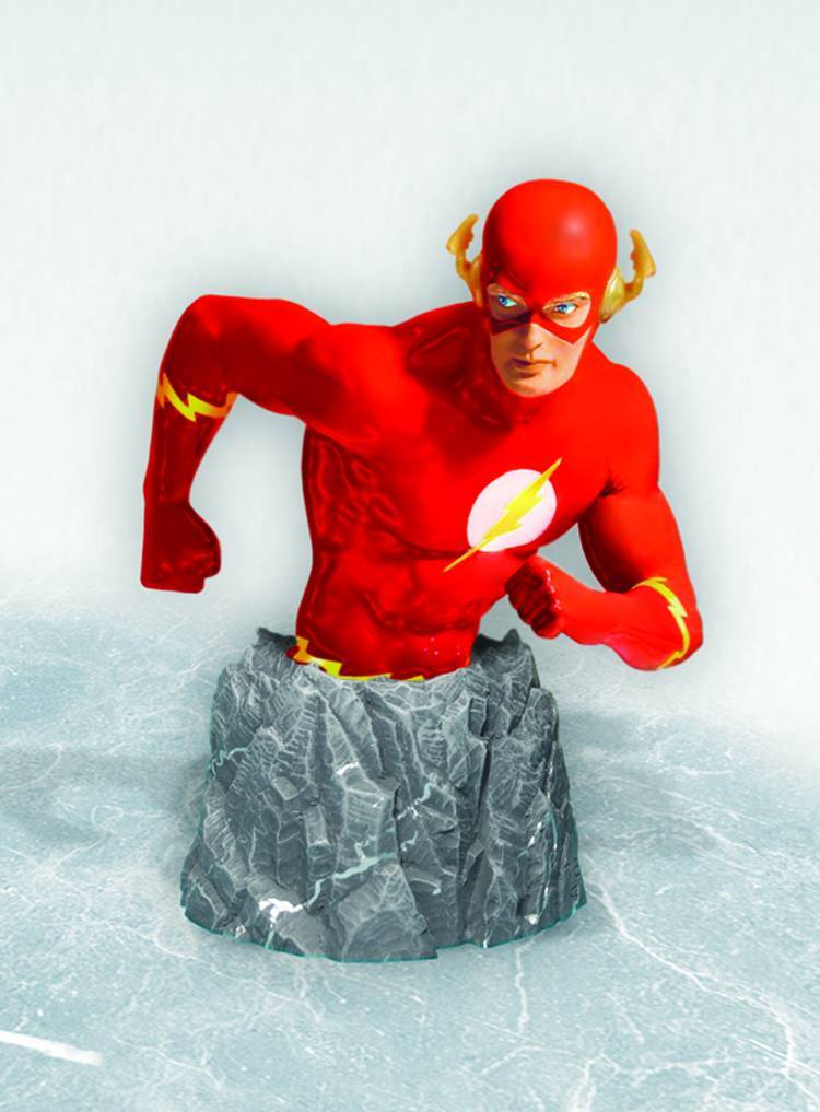 DC Comics Flash Fastest Man Alive Mini-Bust