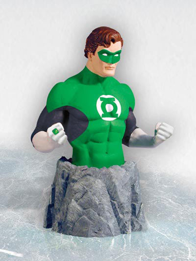 DC Comics Green Lantern Guardian of the Universe Mini-Bust