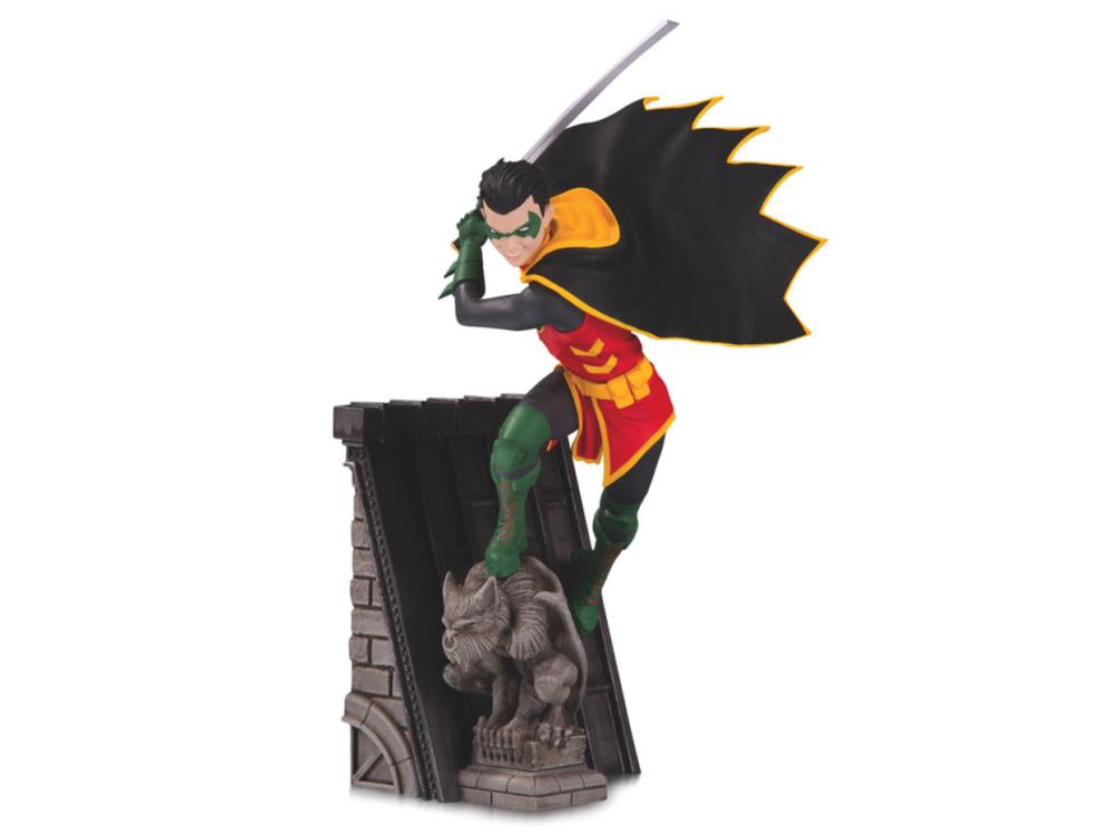 DC Comics Bat Family Robin Multi-Part Diorama