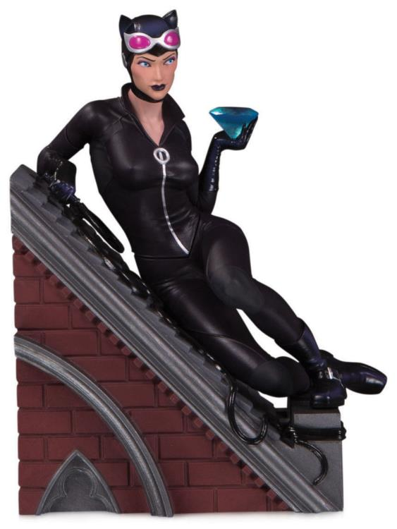 DC Comics Batman Rogues Catwoman Multi-Part Diorama