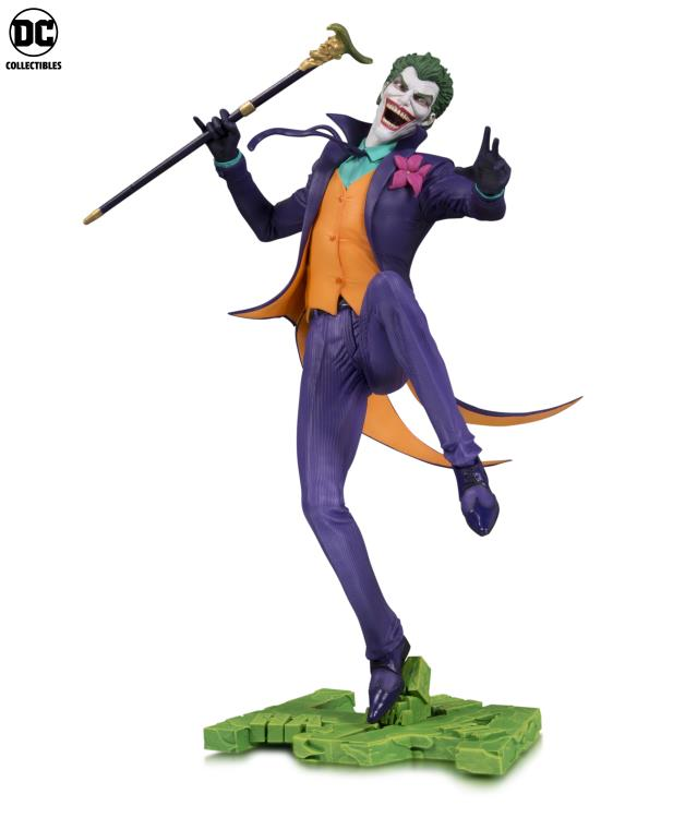 DC Comics Core Joker Statue