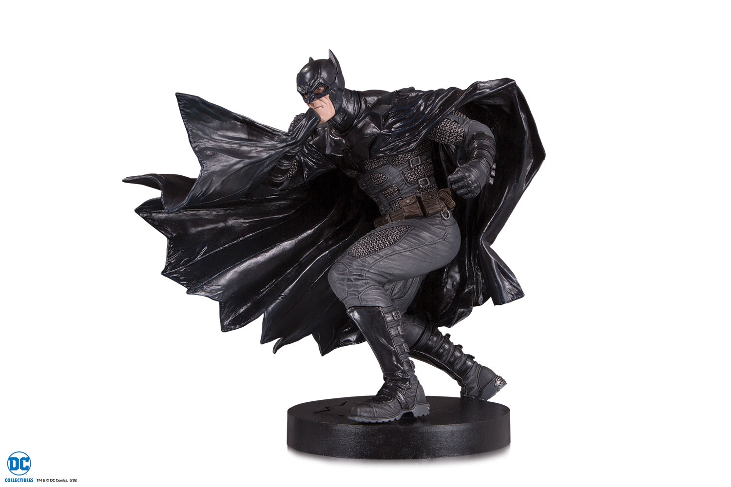 DC Comics Designer Series Batman Black Label Bermejo Statue