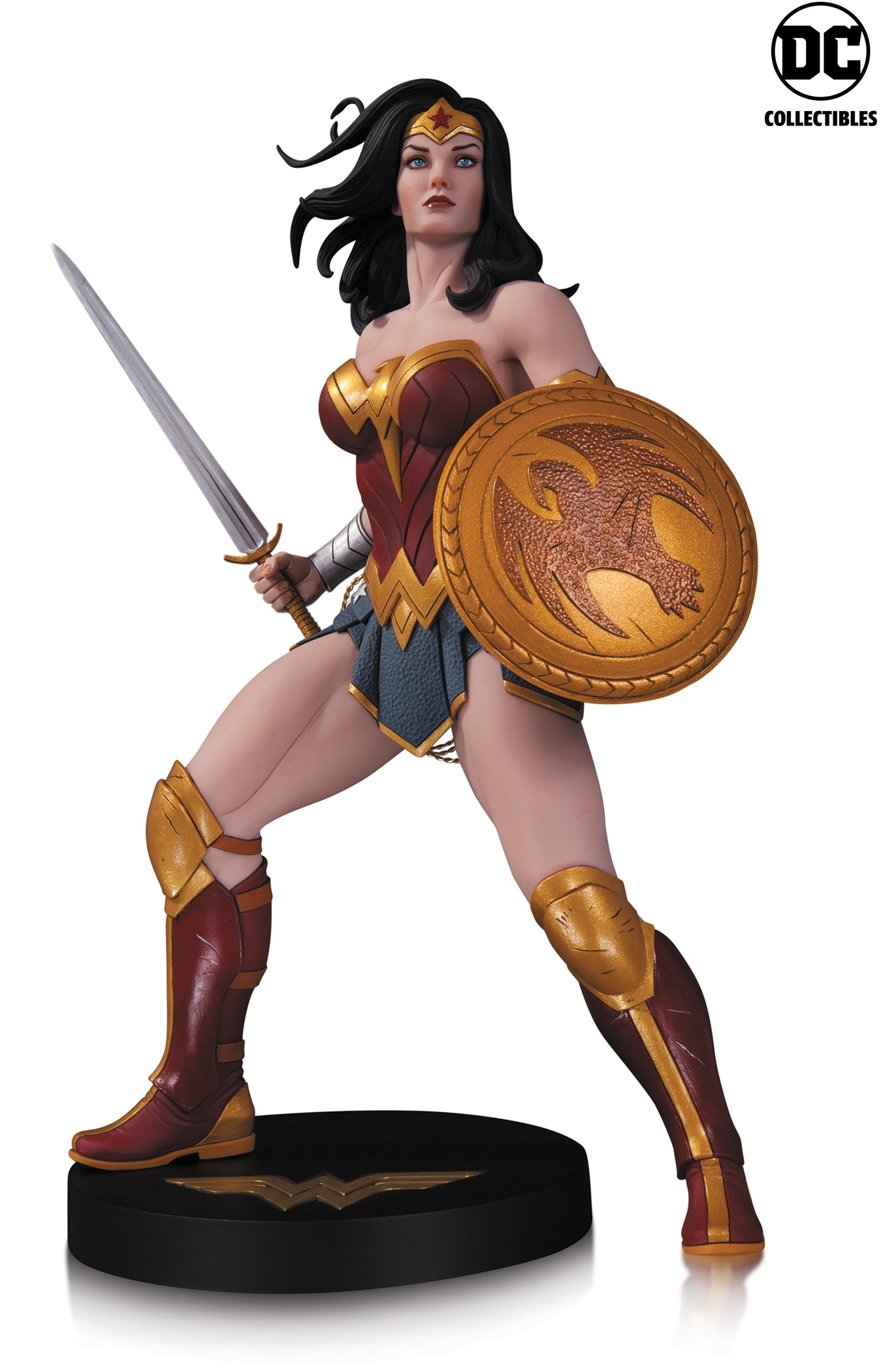 DC Comics Designer Series Wonder Woman Cho Statue