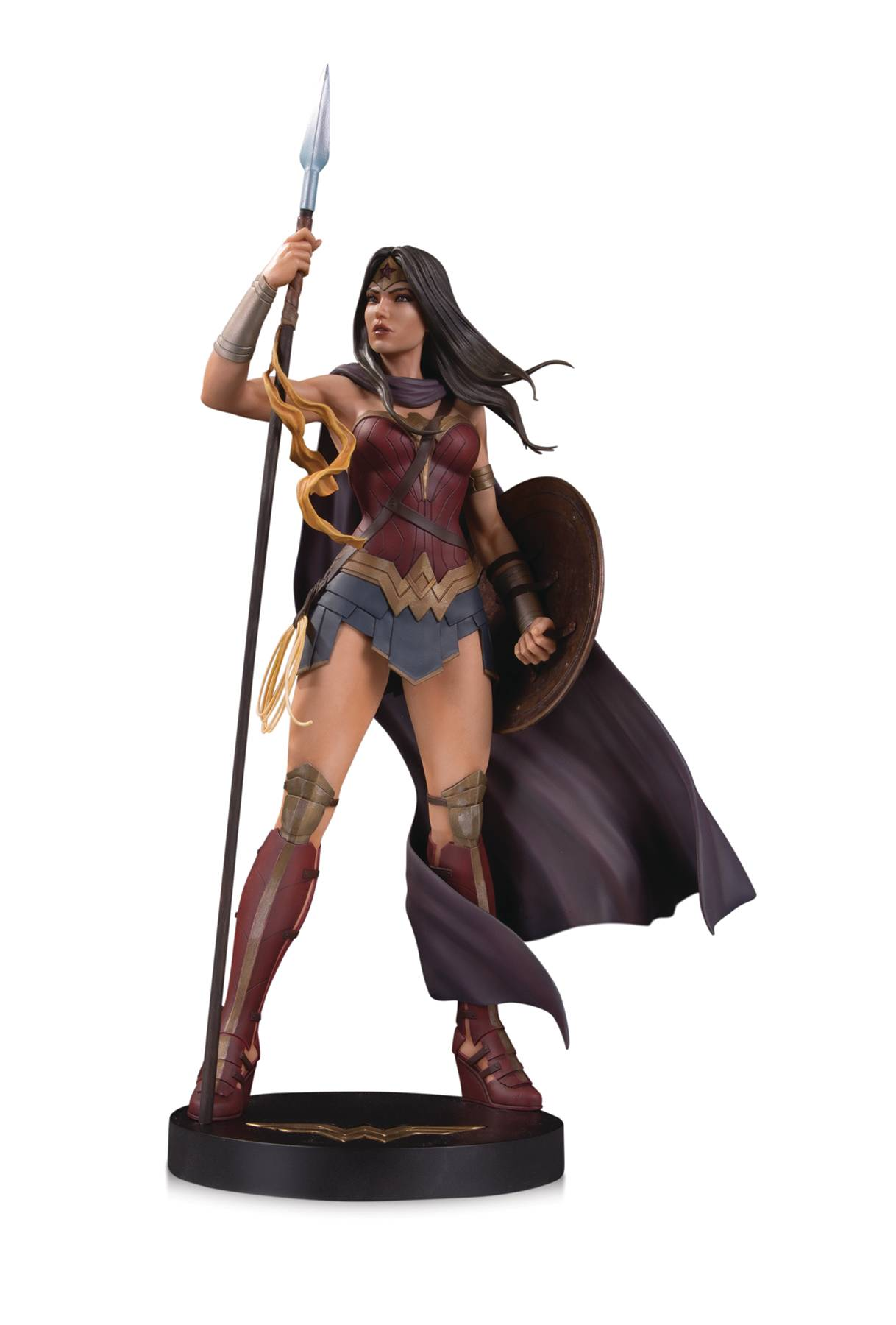 DC Comics Designer Series Wonder Woman Frison Statue
