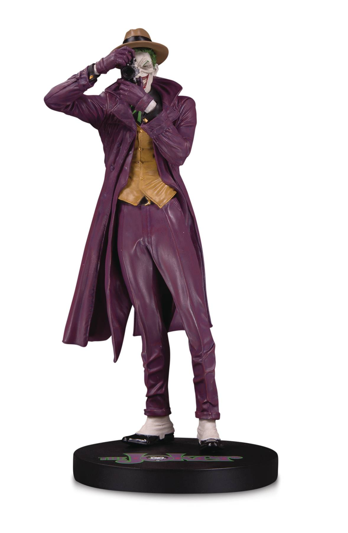 DC Comics Designer Series Joker Bolland Mini Statue