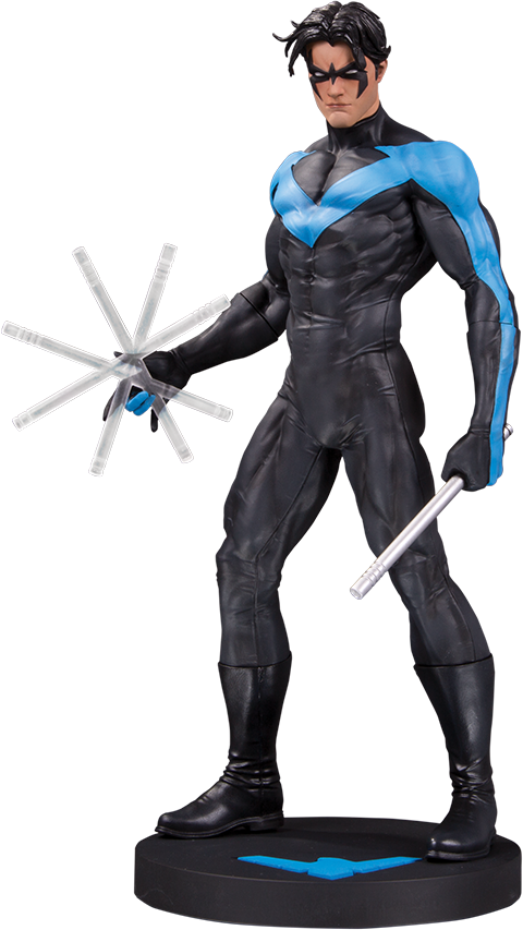 Pre-Order DC Comics Designer Series Nightwing Jim Lee Statue