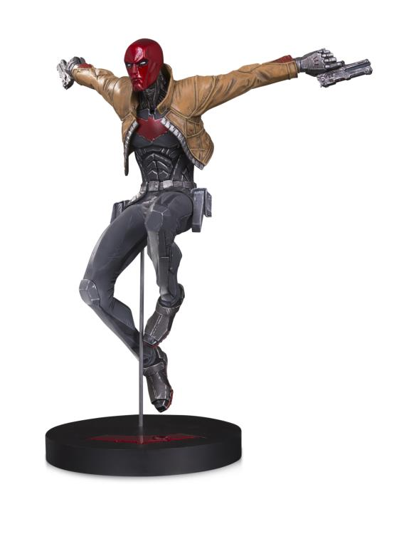 DC Comics Designer Series Red Hood Rocafort Statue