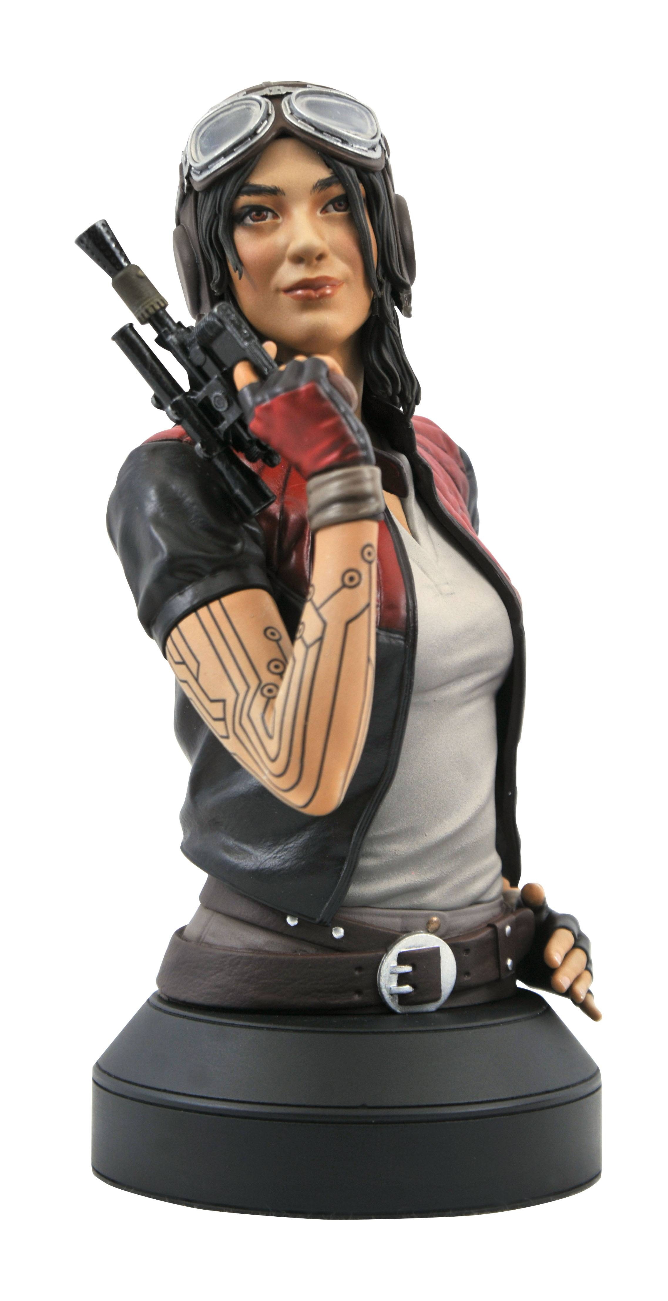 Pre-Order Diamond Star Wars Dr. Aphra Bust