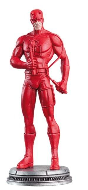 Eaglemoss Marvel Comics Chess Daredevil Figurine