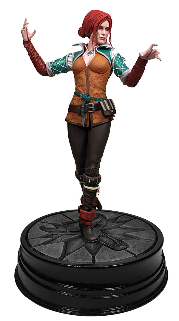 Dark Horse Witcher 3 Wild Hunt Triss Merigold Statue