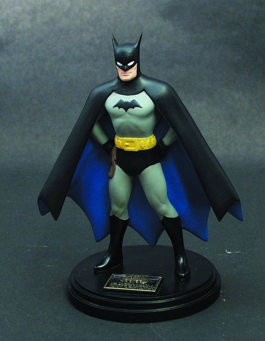 DC Comics Dave Grossman Batman Golden Age Statue