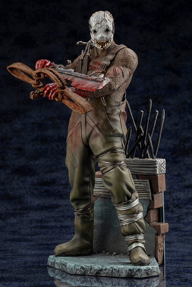Pre-Order Kotobukiya Dead by Daylight The Trapper Statue