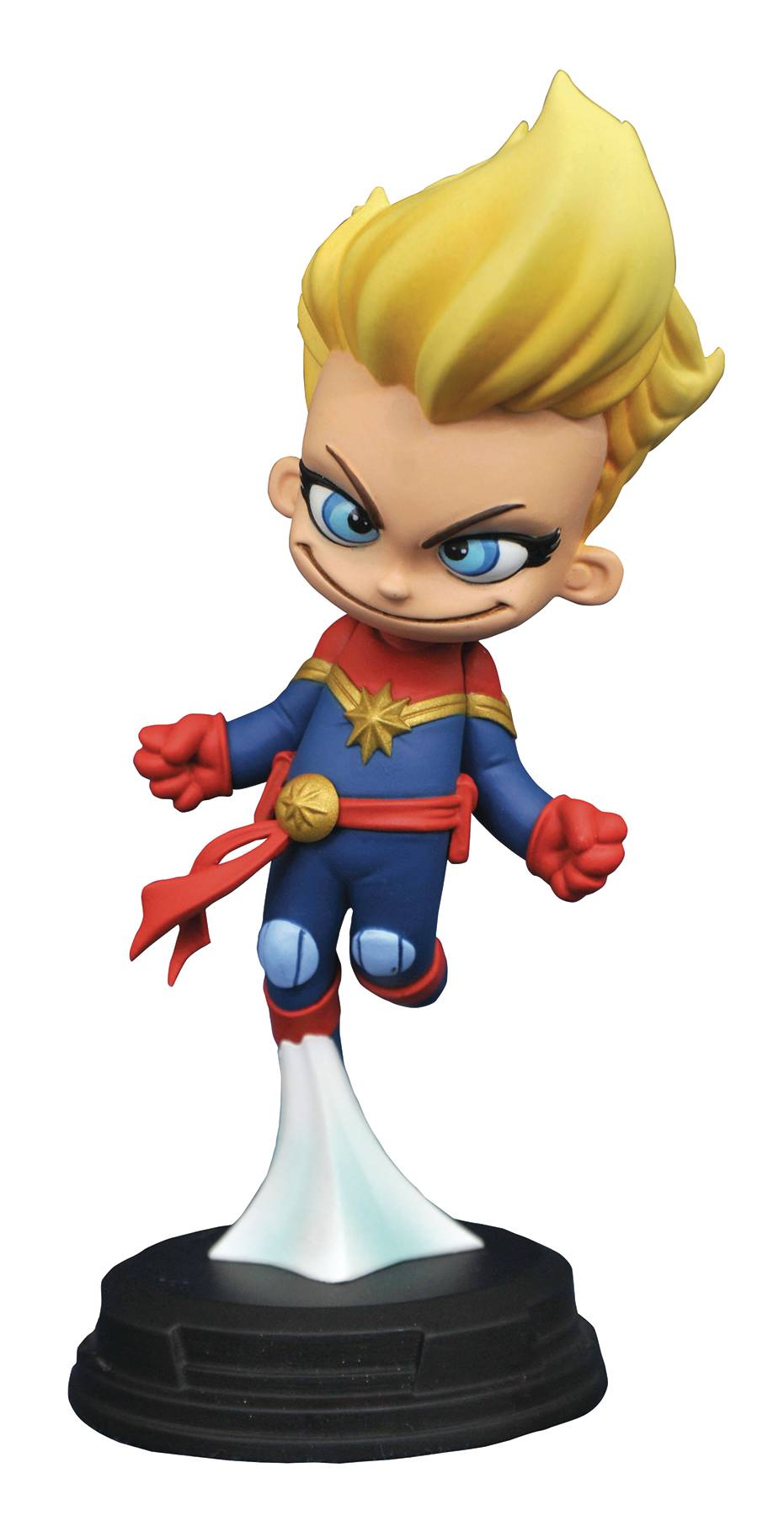 Pre-Order Diamond Marvel Captain Marvel Animated Statue