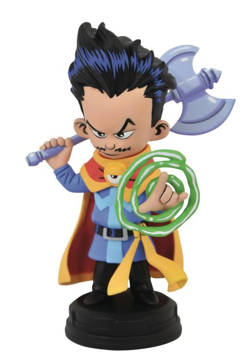 Pre-Order Diamond Marvel Animated Doctor Strange Statue