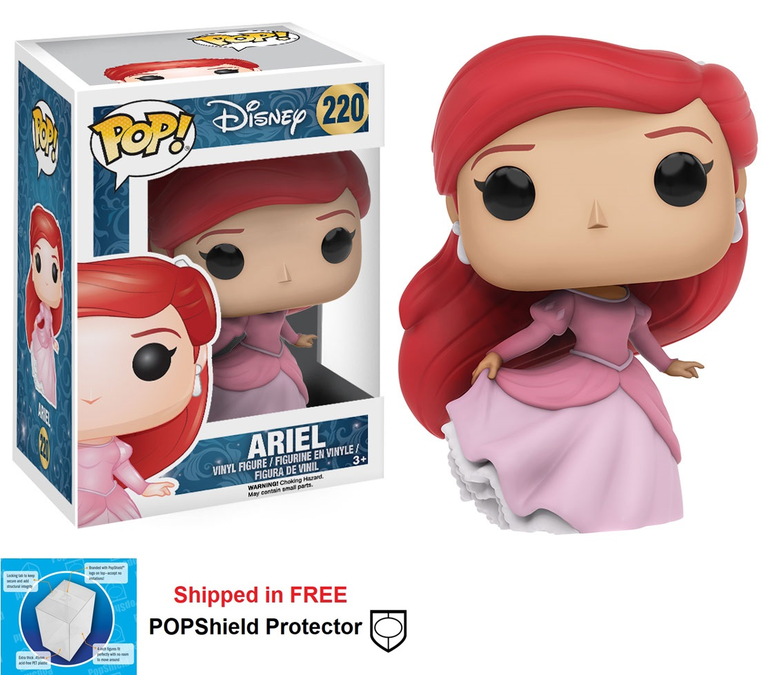 Funko POP Disney Ariel Figure - #220