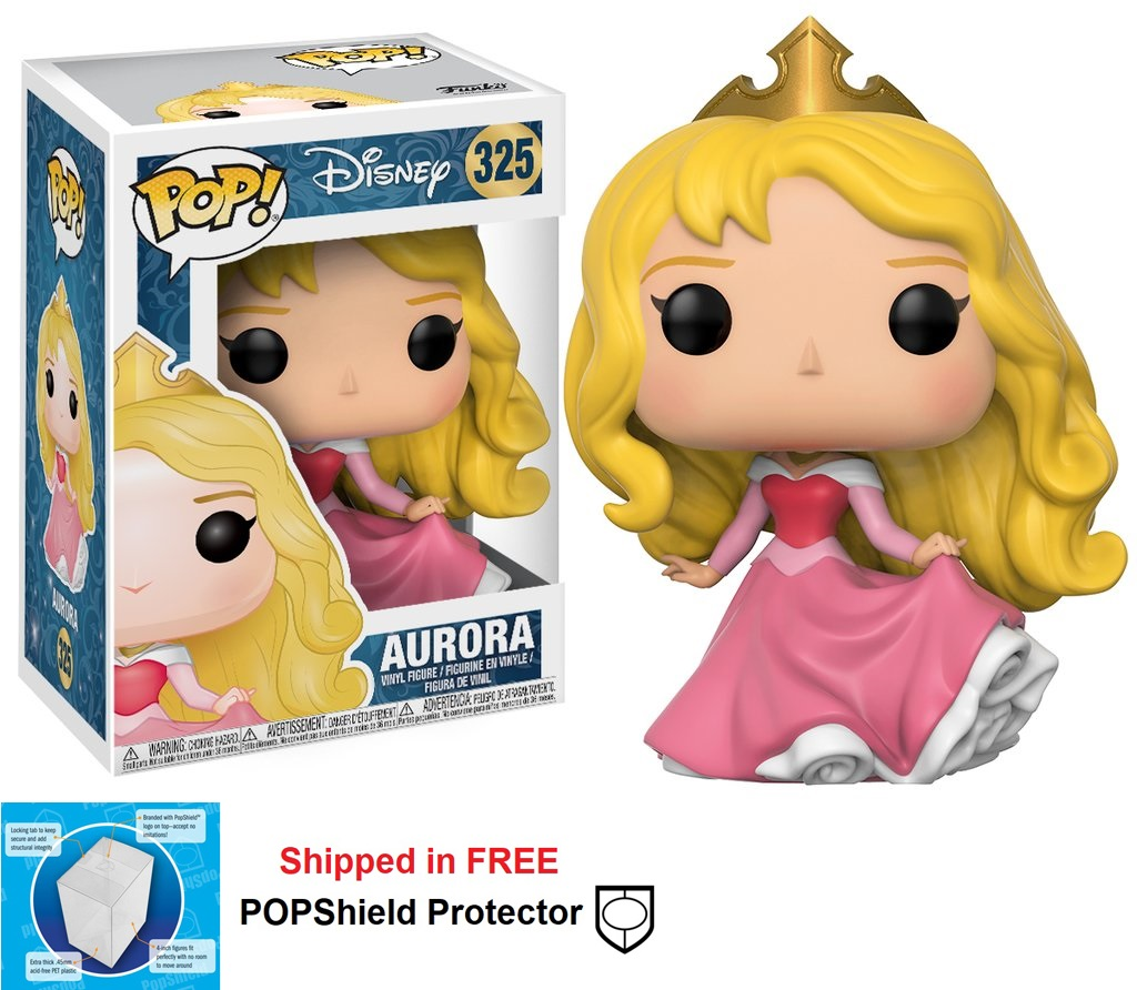 Funko POP Disney Aurora Figure - #325