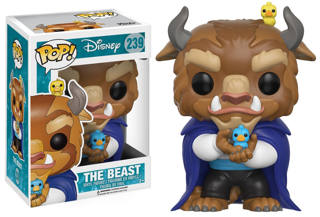 Funko POP Disney Beast Winter Figure - #239