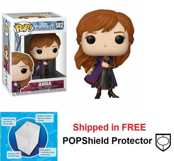 Funko POP Disney Frozen 2 Anna Figure - #582