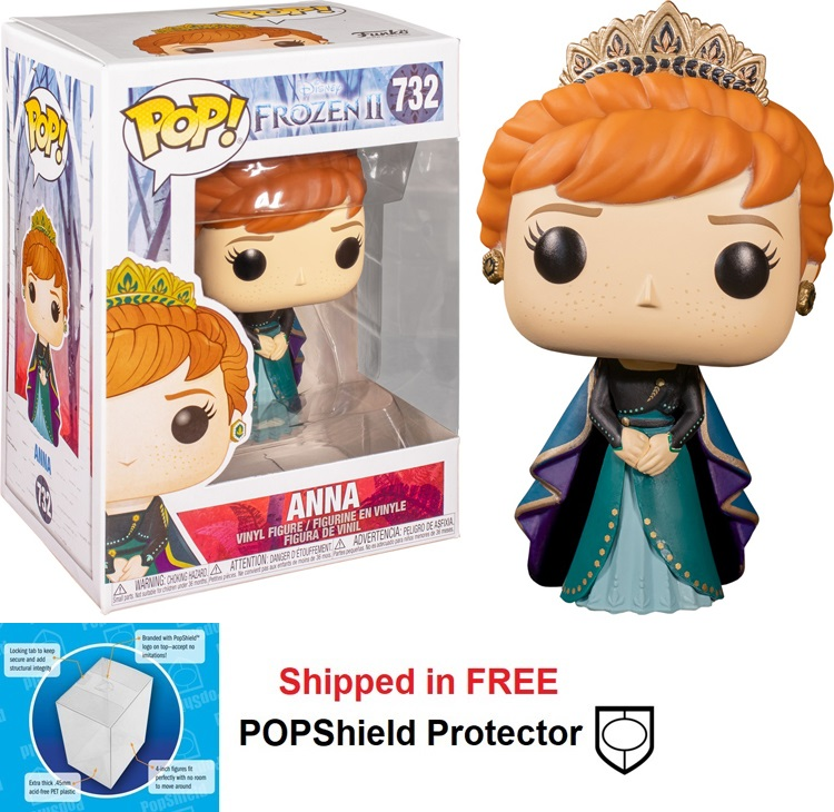 Funko POP Disney Frozen 2 Anna Epilogue Figure - #732