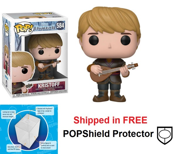 Funko POP Disney Frozen 2 Kristoff Figure - #584