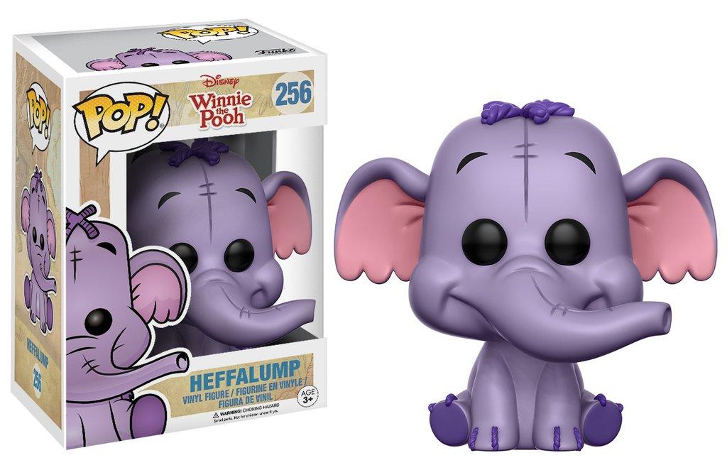 Funko Pop Disney Heffalump 256 Disney Collectibles By