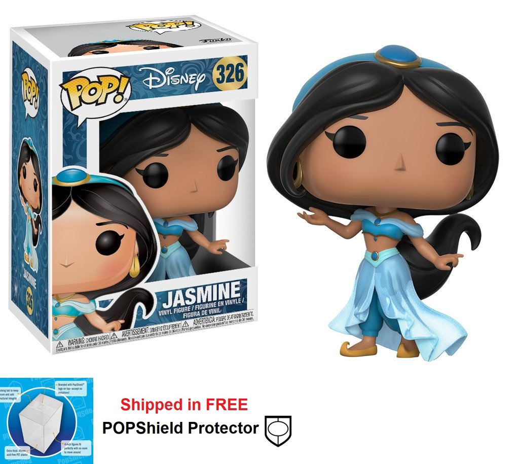 Funko POP Disney Jasmine Figure - #326