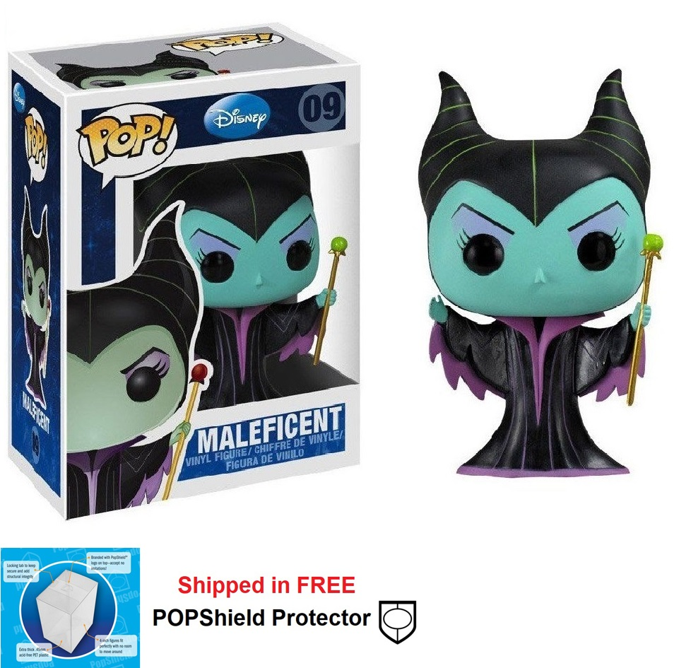 Funko POP Disney Maleficent Figure - #09