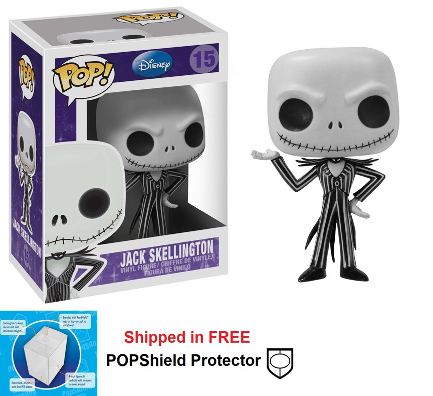 Funko POP Disney Nightmare Before Christmas Jack Skellington #15
