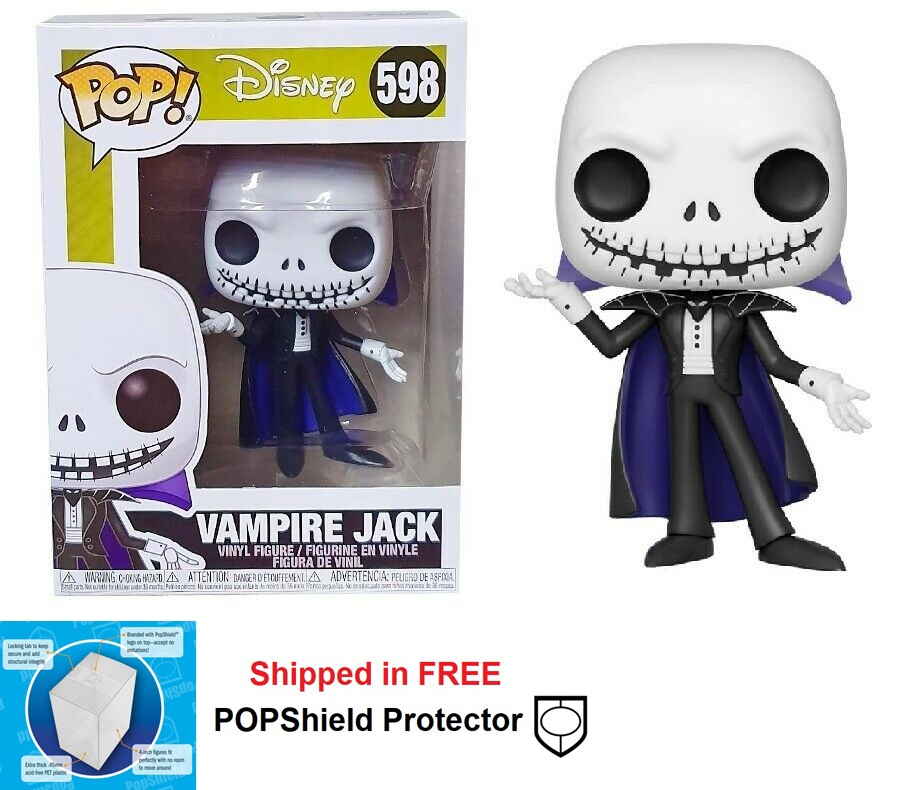 Funko POP Disney Nightmare Before Christmas Vampire Jack - #598