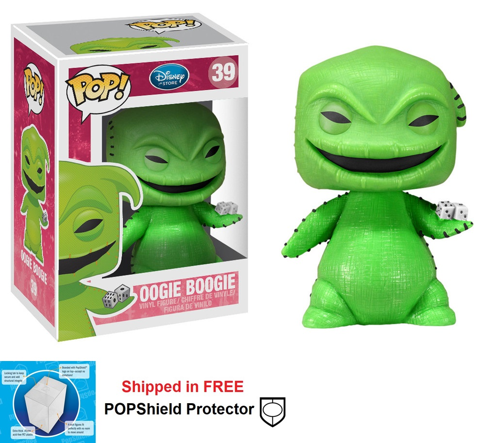 Funko POP Disney Nightmare Before Christmas Oogie Boogie - #39