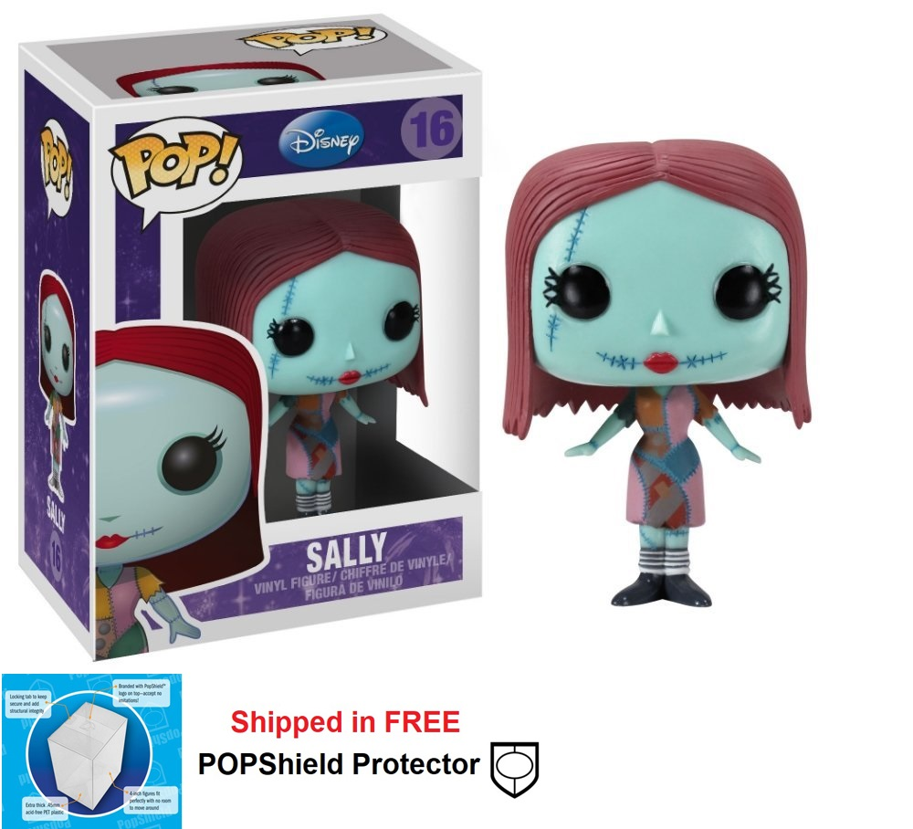 Funko POP Disney Nightmare Before Christmas Sally - #16