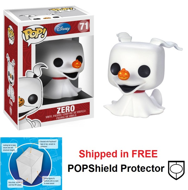 Funko POP Disney Nightmare Before Christmas Zero #71