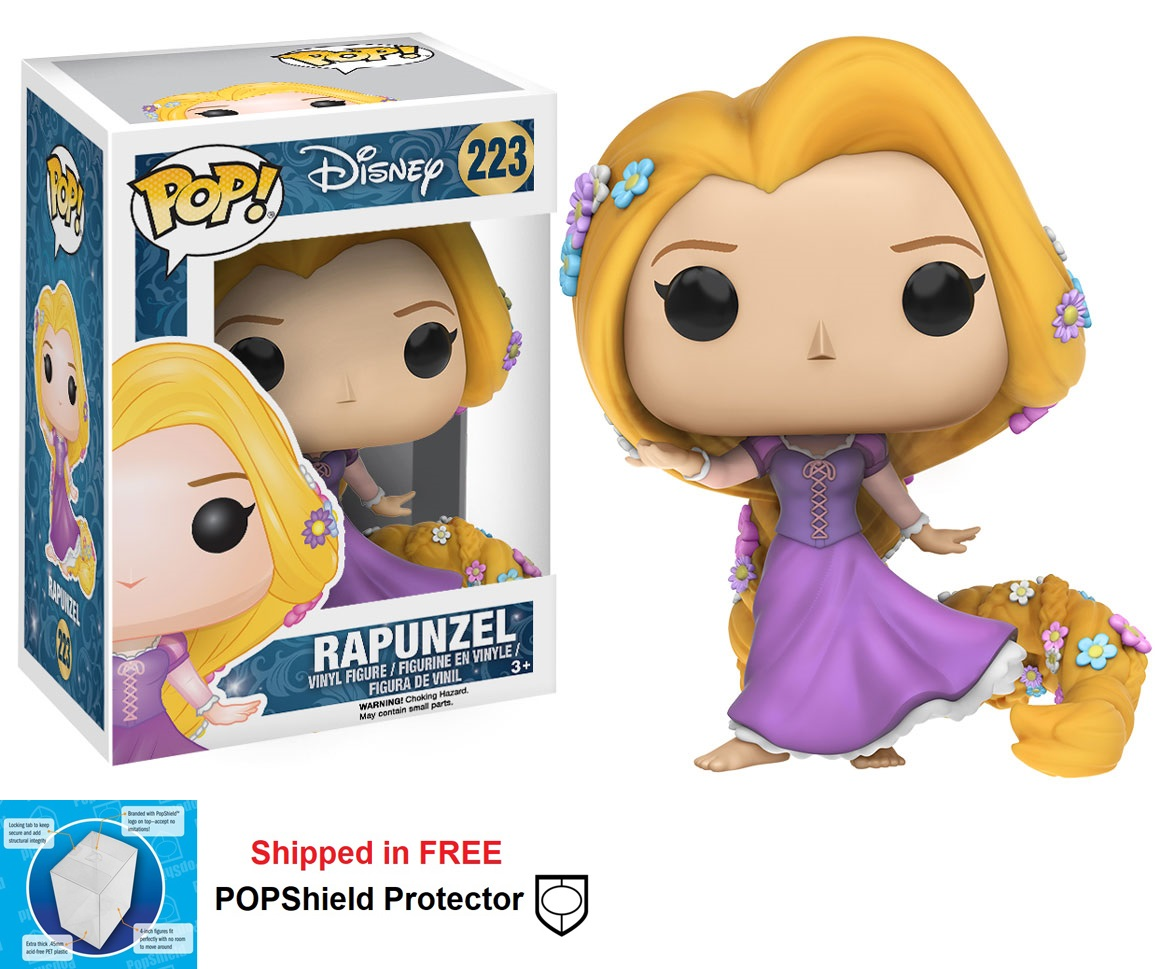 Funko POP Disney Princess Rapunzel Figure - #223