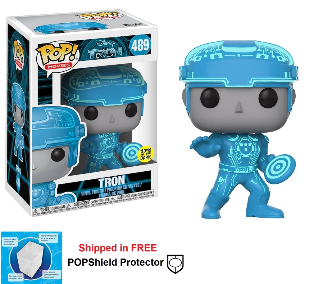 Funko POP Disney Tron Figure - #489