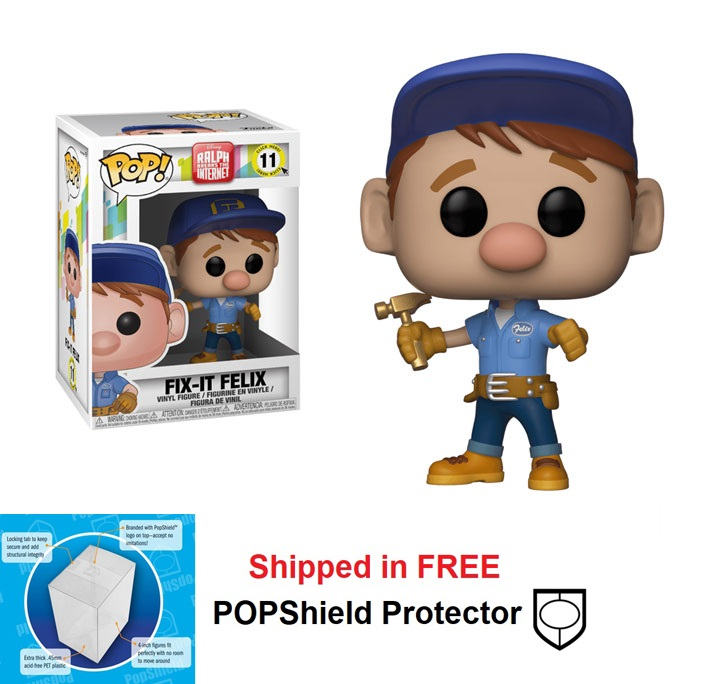 Funko POP Disney Wreck It Ralph Fix-It Felix Figure - #11
