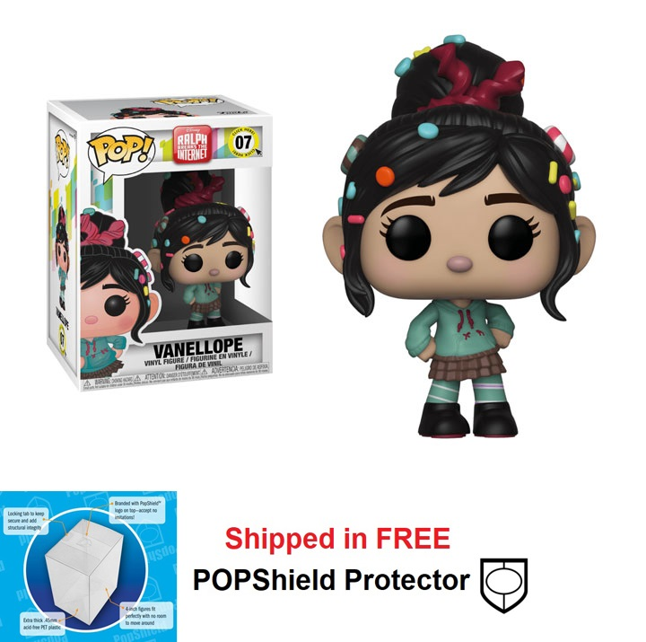 Funko POP Disney Wreck It Ralph Vanellope Figure - #07
