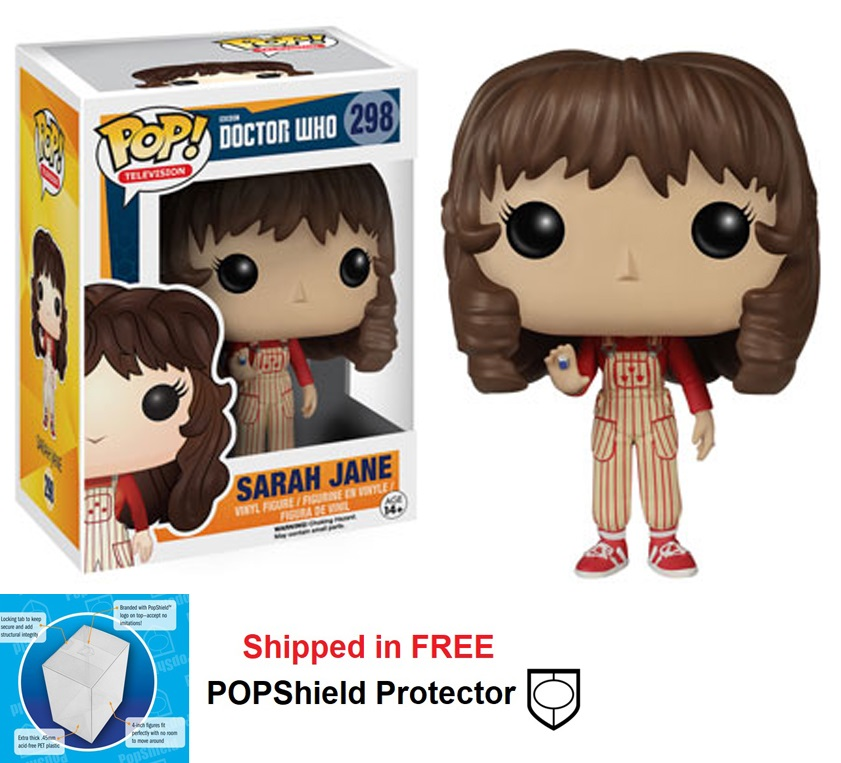 Funko POP Doctor Who Sarah Jane Figure - #298