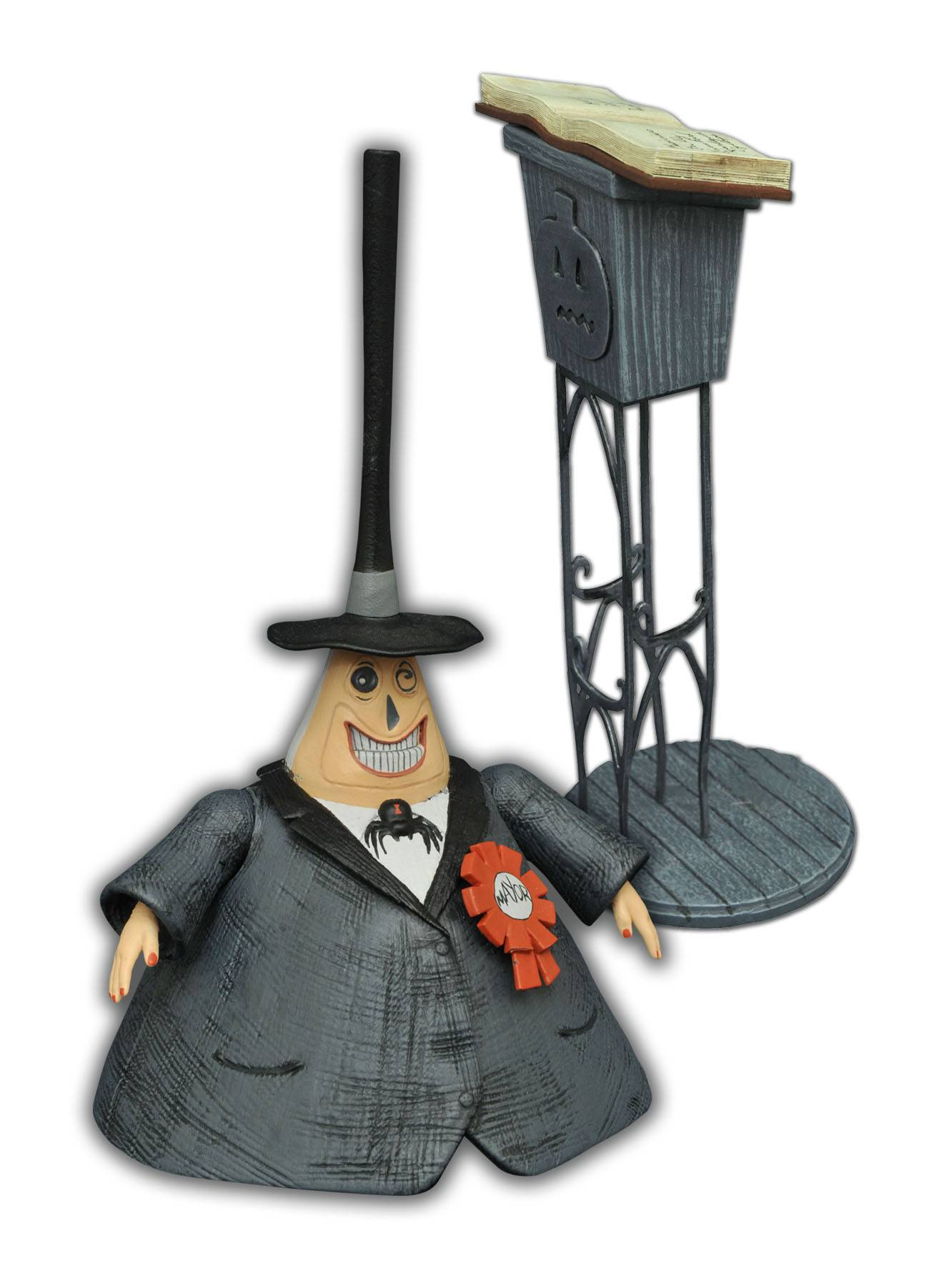 Diamond Nightmare Before Christmas Mayor Figure