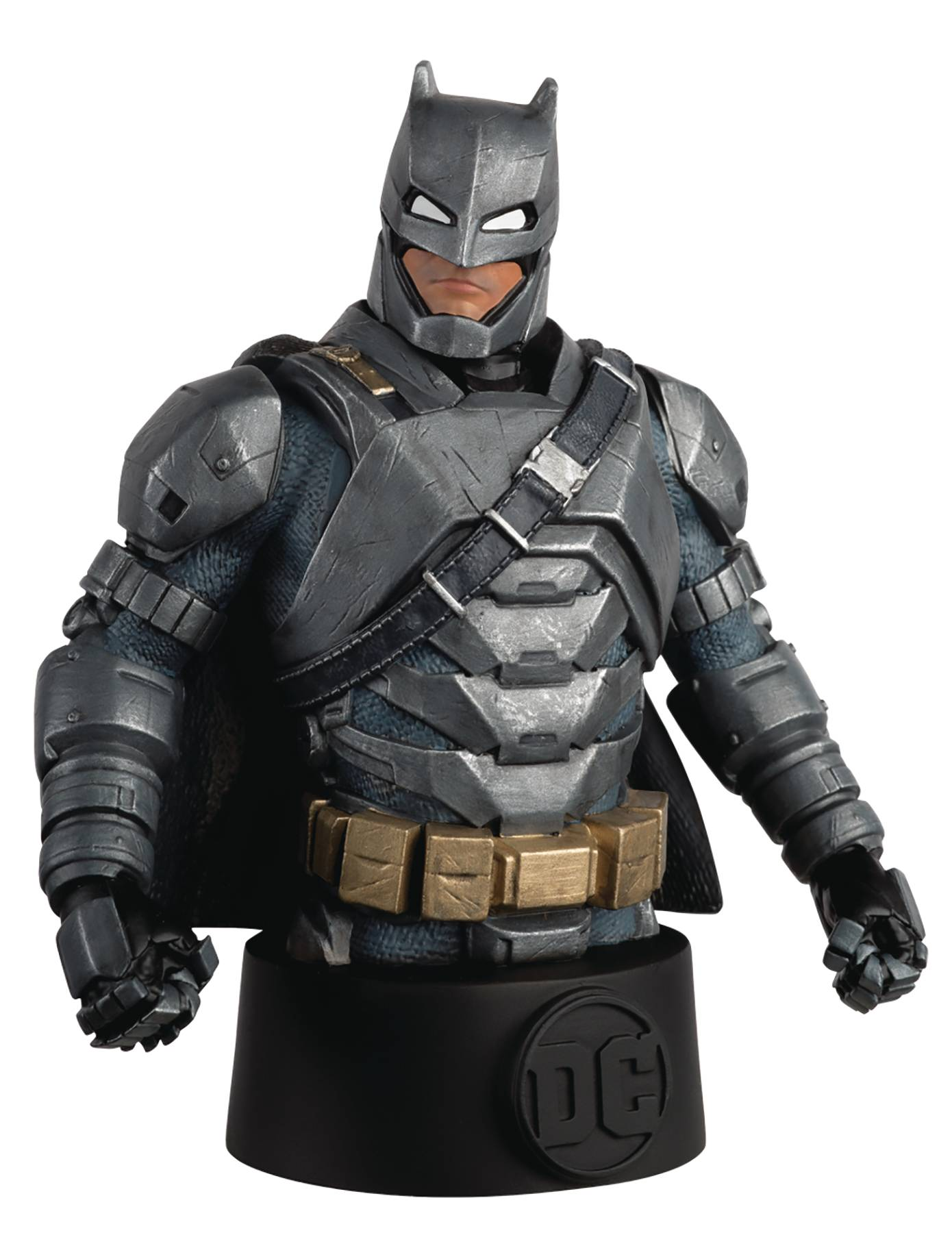 Eaglemoss DC Comics Batman Universe Armored Batman Bust