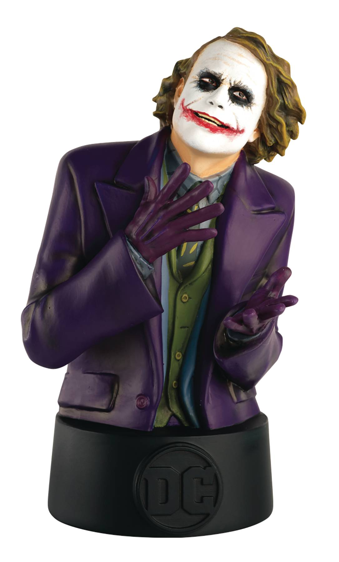 Eaglemoss DC Comics Batman Universe Dark Knight Joker Bust