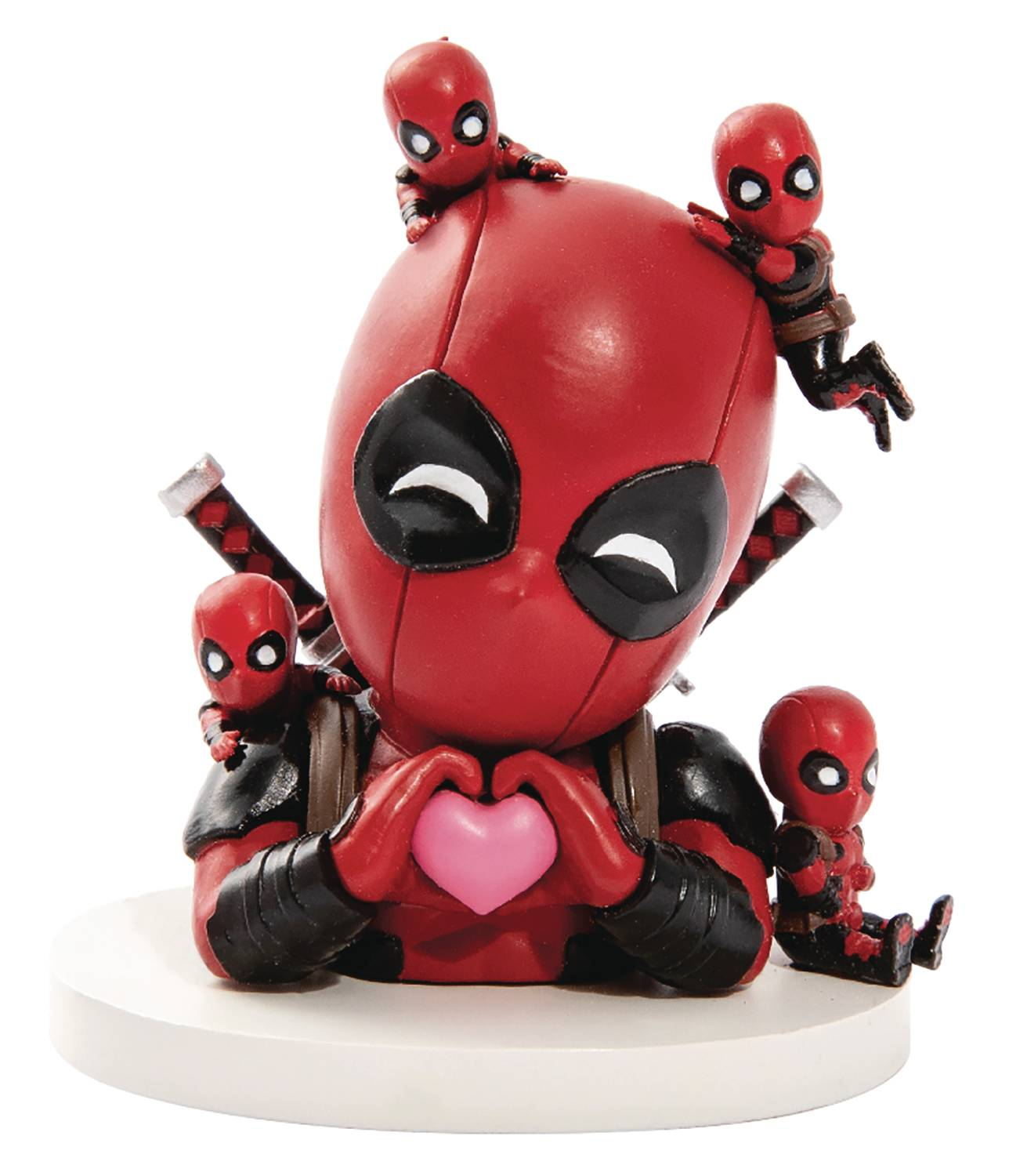 Beast Kingdom Egg Attack Deadpool Day Dream Figure